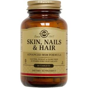 SOLGAR Skin, Nails & Hair 60s < Erp