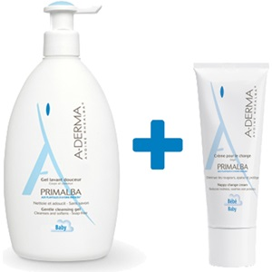 A-DERMA Primalba Baby Gentle Cleansing Gel, 500ml < Erp