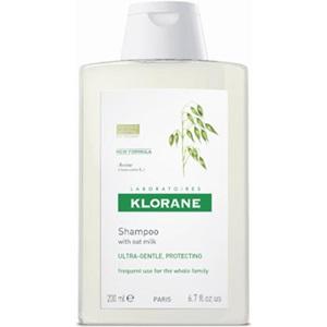 KLORANE Σαμπουάν με Γαλάκτωμα Βρώμης, 200ml < Erp