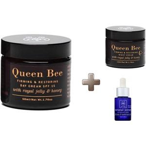 APIVITA Queen Bee κρέμα ημέρας SPF15 50ml+ΔΩΡΟ < Erp